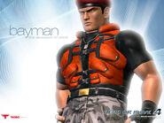 DOA4 Bayman