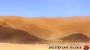 DOA5LR - Desert Wasteland- screen by AdamCray and AgnessAngel