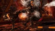 DOA5 Ryu vs Hayate 2