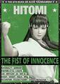 Hitomi fightercard doa6