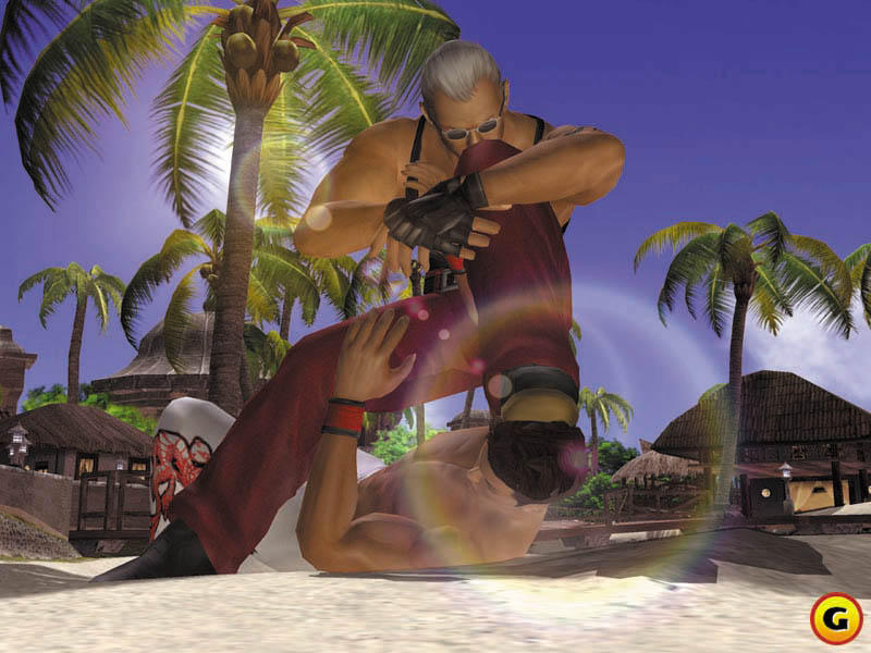Leon/Dead or Alive 3 command list