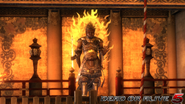 DOA5LR - Sky City Tokyo - Altar - screen by AdamCray and AgnessAngel