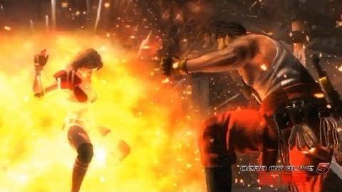 DEAD OR ALIVE 5 Last Round Last Fight Trailer
