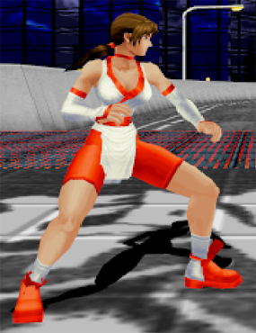 Kasumi/Dead or Alive costumes