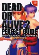 Dead or Alive 2 Perfect Guide DC A