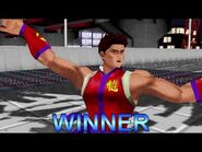 Dead or Alive - Jann Lee (Intro & Victory Poses)
