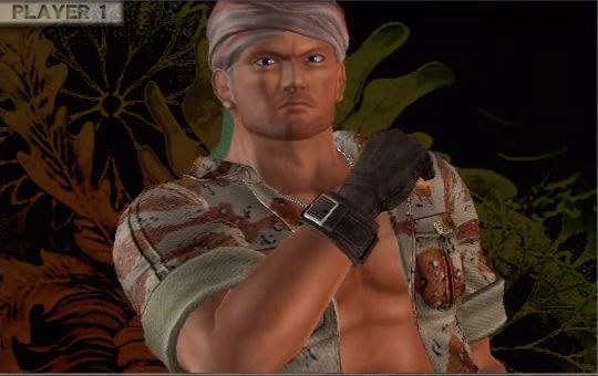 Leon/Dead or Alive 4 costumes