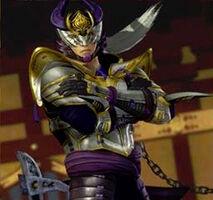 DOA5LR Ryu Hayabusa Hanzo Hattori