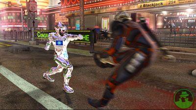 Leon/Dead or Alive 4 command list