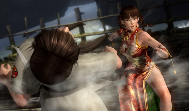 Leifang/Dead or Alive 5 command list