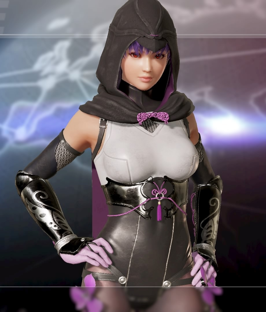 Ayane/Dead or Alive 6 costumes