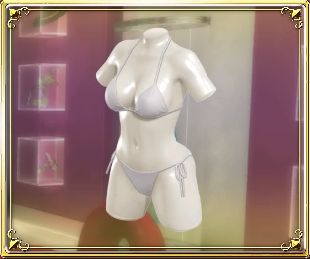 Dead or Alive Xtreme 3/Owner Mode costumes
