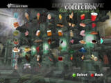 Dead or Alive 2 Ultimate/Survival Mode Items