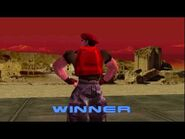 Dead Or Alive ++ - Bayman (Intro & Victory Poses)(PS1)