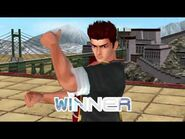 Dead or Alive 2 - Jann Lee (Intros & Victory Poses)