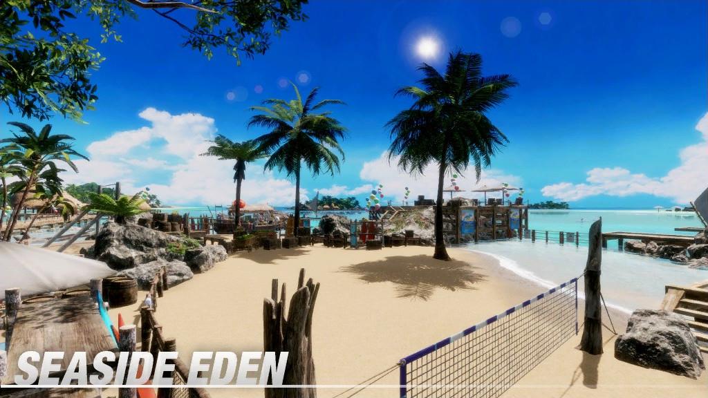 Seaside Eden