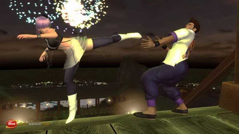 Ayane/Dead or Alive 2 Ultimate command list