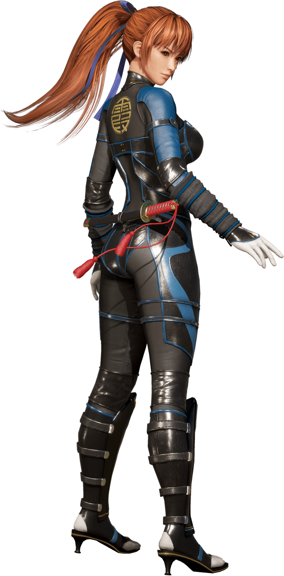 List of Dead or Alive 6 characters