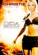 DOA Movie Promo Christie