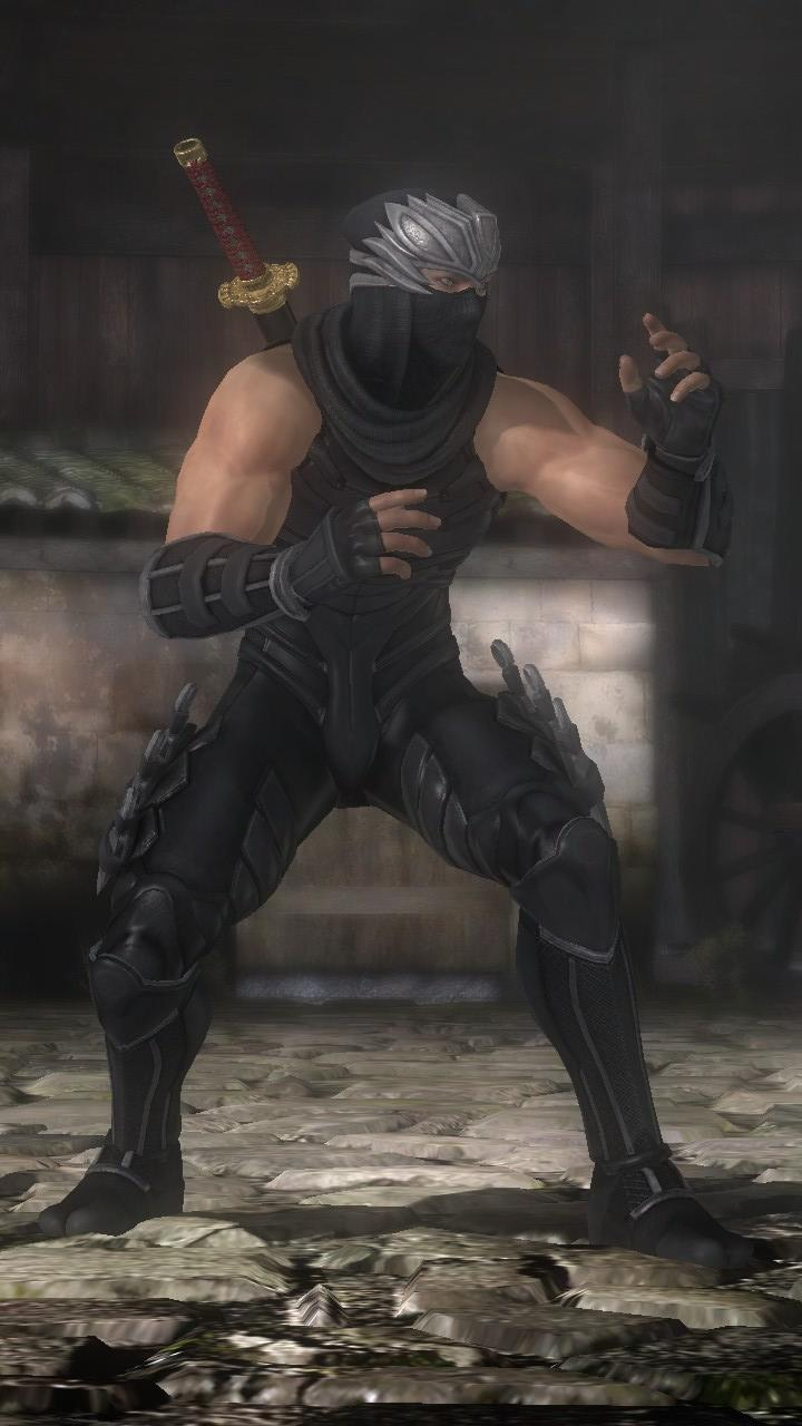 Ryu Hayabusa/Dead or Alive 5 Ultimate costumes