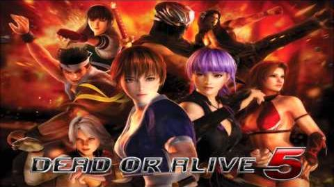 Dead or Alive 5 OST The Way is Known ~ Dead or Alive 5 Main Theme ~