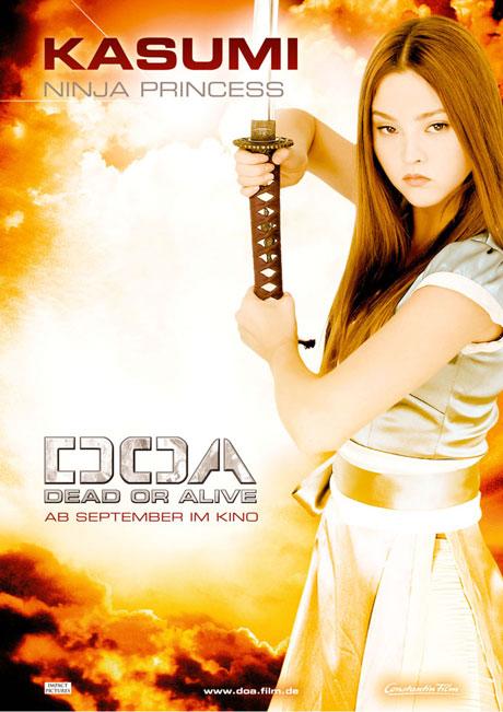 Kasumi (DOA: Dead or Alive)