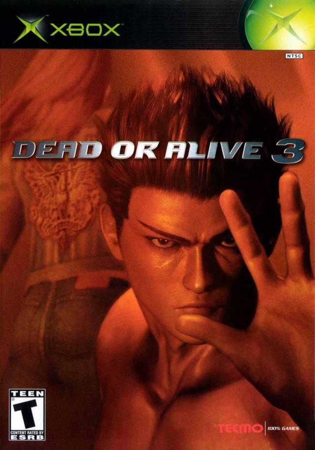 Dead or Alive 3/Merchandise