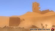 DOA5LR - Desert Wasteland1- screen by AdamCray and AgnessAngel