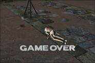 DOA3 Christie Game Over