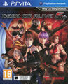 Dead or alive 5 playstation vita PAL cover