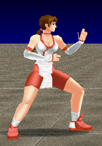 Kasumi/Dead or Alive Ultimate costumes