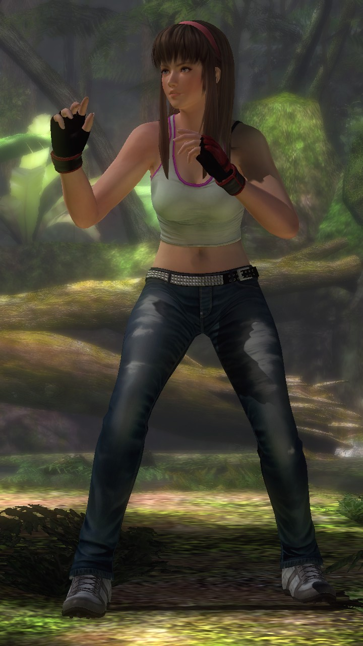 Hitomi/Dead or Alive 5 Ultimate costumes