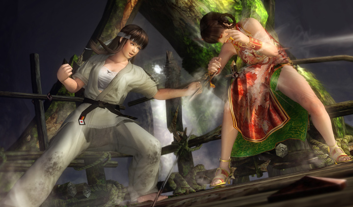 Hitomi/Dead or Alive 5 command list