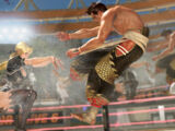 Helena/Dead or Alive 6 command list