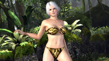 DOA5 Christie Swimsuit