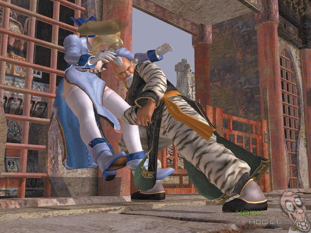 Gen Fu/Dead or Alive 3 command list