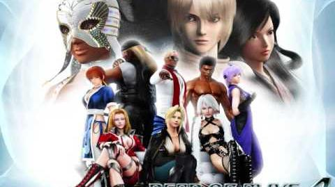Dead or Alive 4 OST Russian Roulette (Theme of Bayman)