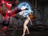 Raidou/Dead or Alive Dimensions command list