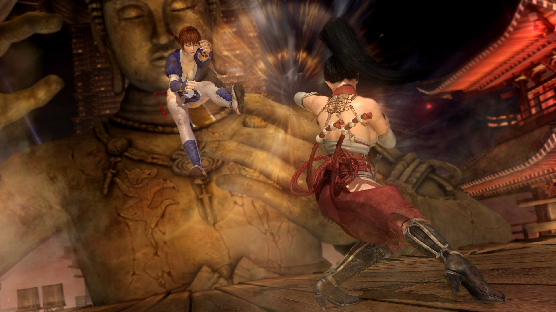 Momiji/Dead or Alive 5 Ultimate command list