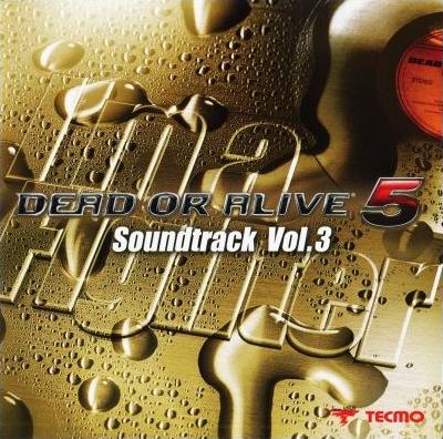 Dead or Alive 5 Soundtrack Vol.3