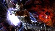 DOA5 Ryu Power Blow Stance