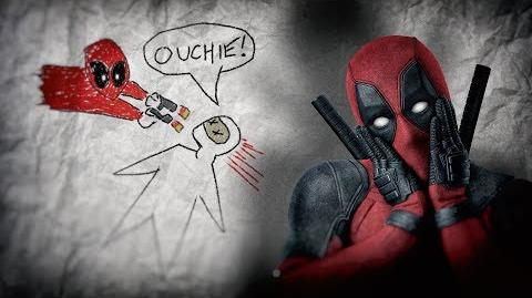 Fail Attack Deadpool Edition😱