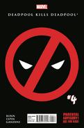 Deadpool kills deadpool 4
