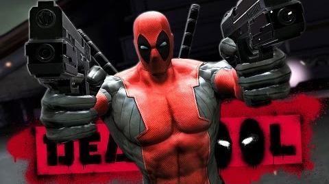 BRING THE NOISE Deadpool