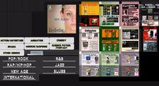 Dead rising paper postings for enterance plaza cd shop roboska digital