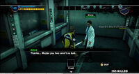 Dead rising Alicia Thanks Maybe you two aren't so bad