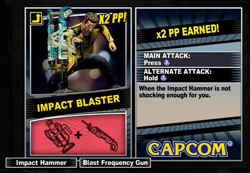 Impact Blaster