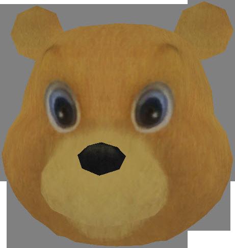 Novelty Mask (Bear)