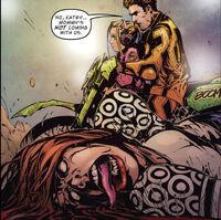 Dead island Pam Greene zombie 5