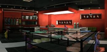 Inside Lovely Fashion House 2